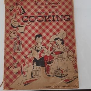 COPY - Kids Cookbook Miss Farmer's 1952